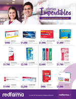 Ofertas de Farmacias Redfarma, Ofertas imperdibles