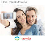 Ofertas de Masvida, plan dental