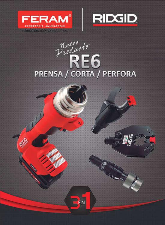 Ofertas de Feram, Nuevo Producto Re 6