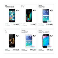 productos móvil