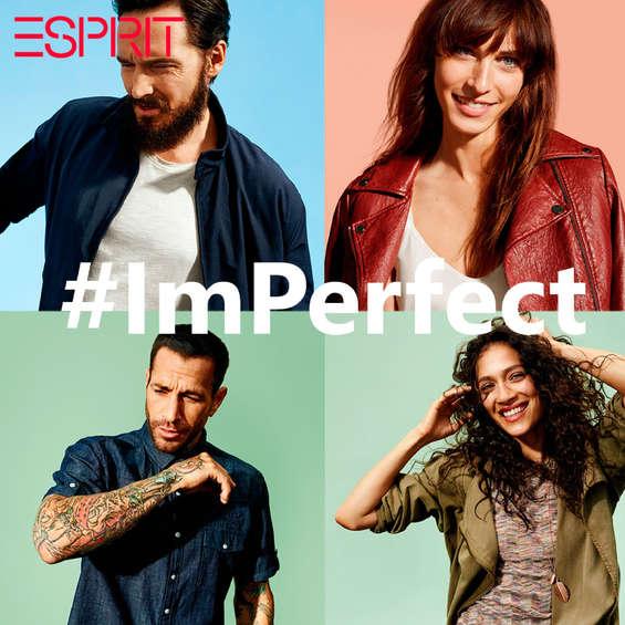 Ofertas de Esprit, #Imperfect (primavera)