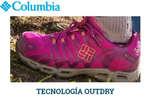 Ofertas de Columbia, Tecnología outdry
