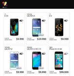 Ofertas de Vtr, nuevos celulares