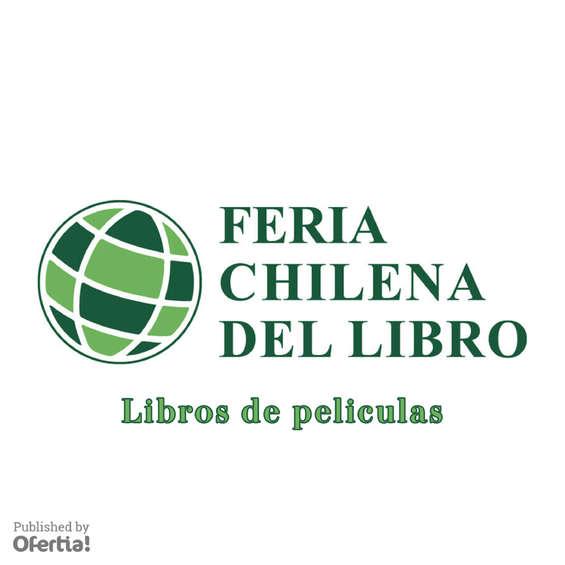 Ofertas de Feria Chilena del Libro, Libros de peliculas