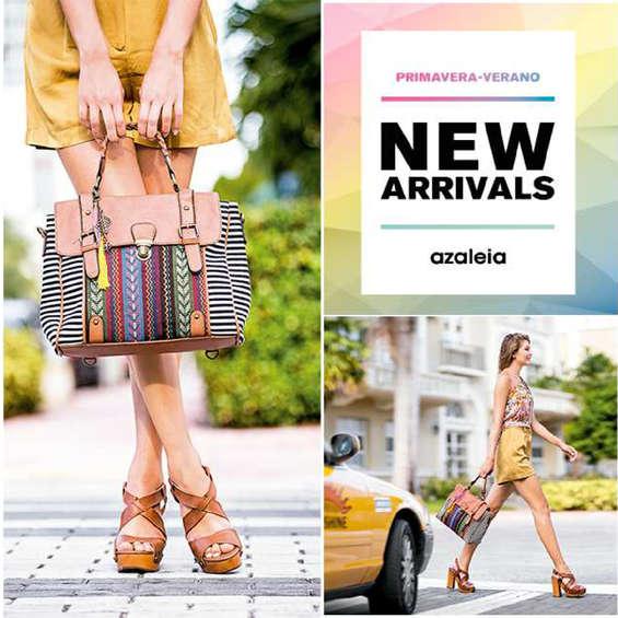 Ofertas de Azaleia, new arrivals bolsos primavera verano