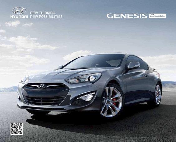 Ofertas de Hyundai, Genesis Coupé - Hyundai Chile 2014