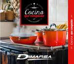 Ofertas de Dimarsa, cocina que conquista