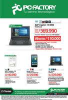 Ofertas de PC Factory, ofertas pc