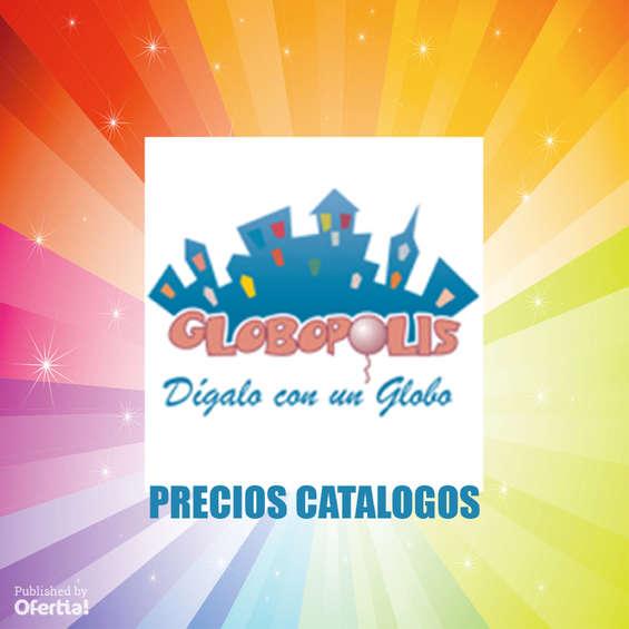 Ofertas de Globo Polis, precios catálogos