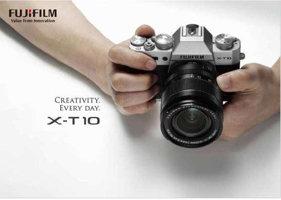 Ofertas de Fujifilm, Fujifilm XT10
