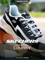 Ofertas de Skechers, Chunky