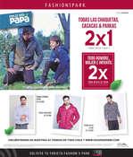 Ofertas de Fashions Park, Feliz Día Papá