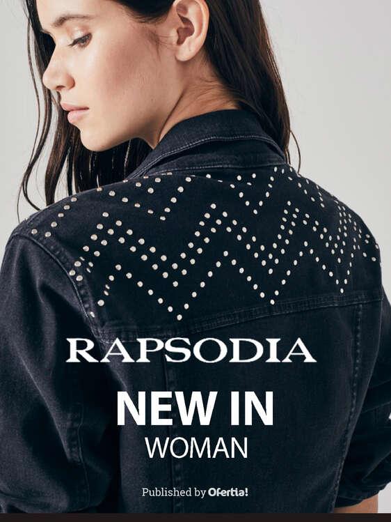 Ofertas de Rapsodia, Woman