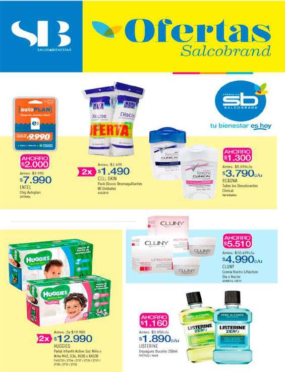 Ofertas de SalcoBrand, ofertas salcobrand