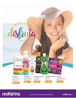 Ofertas de Farmacias Redfarma, Protege tu piel