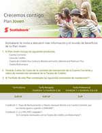 Ofertas de Scotiabank, Plan Joven