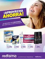 Ofertas de Farmacias Redfarma, ¡aprovecha ahorra!