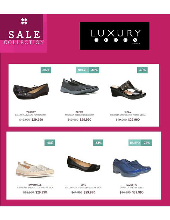Ofertas de Luxury, Sale Collection