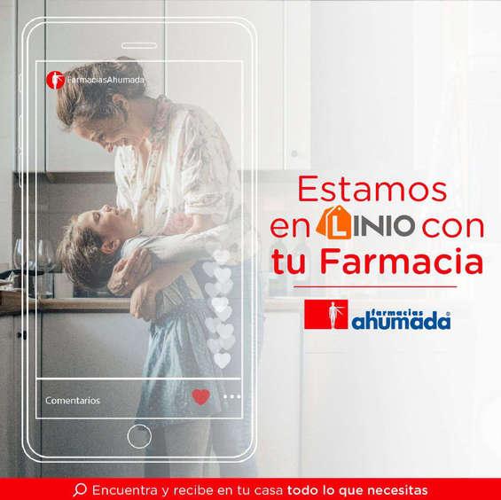 Ofertas de Farmacias Ahumada, Compra en línea