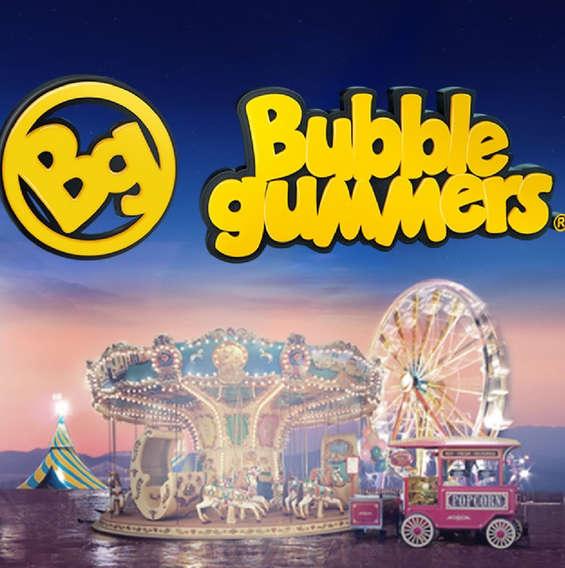 Ofertas de Bubble Gummers, Combinaciones entretenidas
