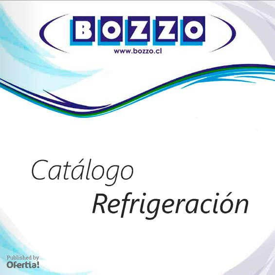 Ofertas de Bozzo, Catálogo Refrigeración