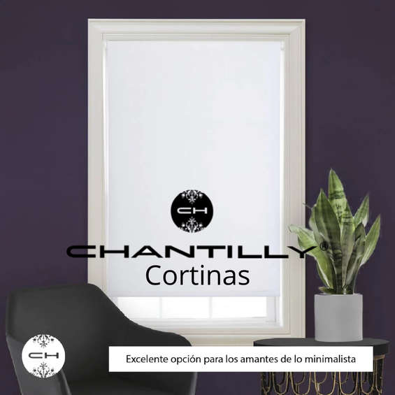 Ofertas de Chantilly, Cortinas