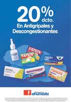 Ofertas de Farmacias Ahumada, invierno ahumada