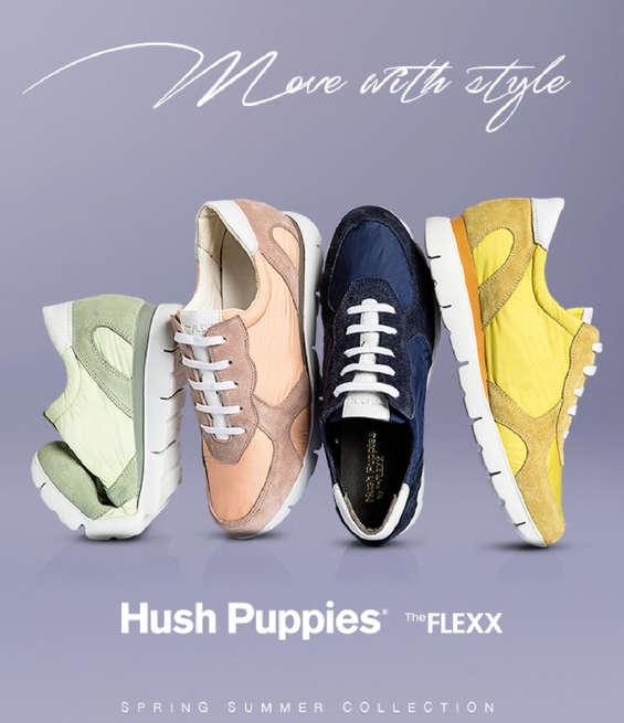 Ofertas de Hush Puppies, The Flexx
