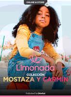 Ofertas de Limonada, Mostaza y carmin