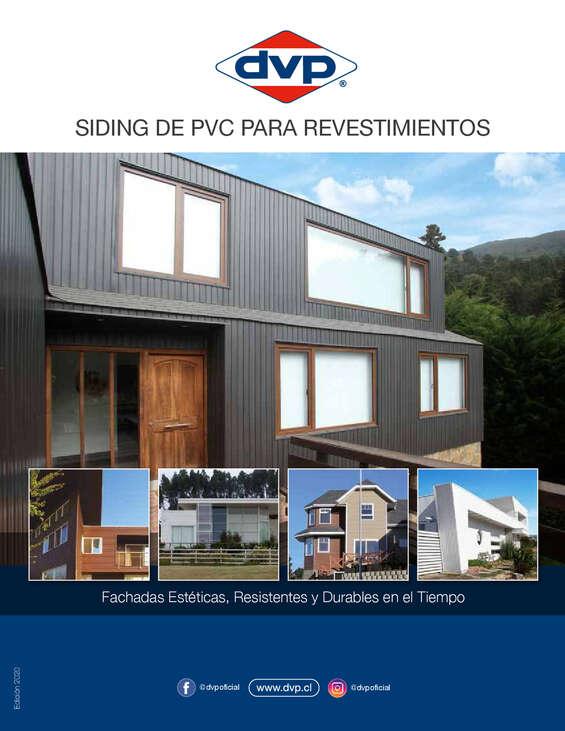 Ofertas de De Vicente Plasticos, Sinding de PVC