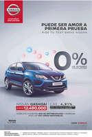 Ofertas de Nissan, amor a primera prueba