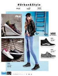 Look & Dance jeans y zapatillas