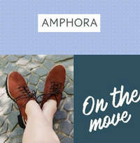 Shoes on the move