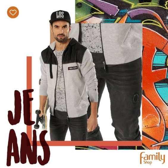 Ofertas de Family Shop, Jeans y poleras