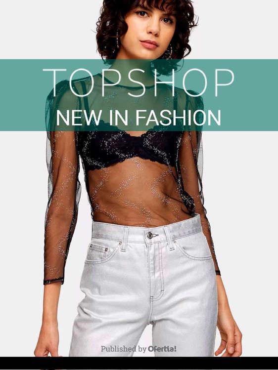Ofertas de TOPSHOP, New In Fashion
