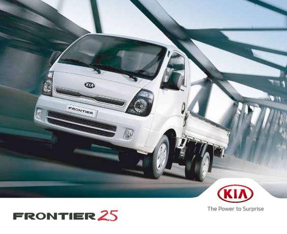 Ofertas de Kia, Frontier
