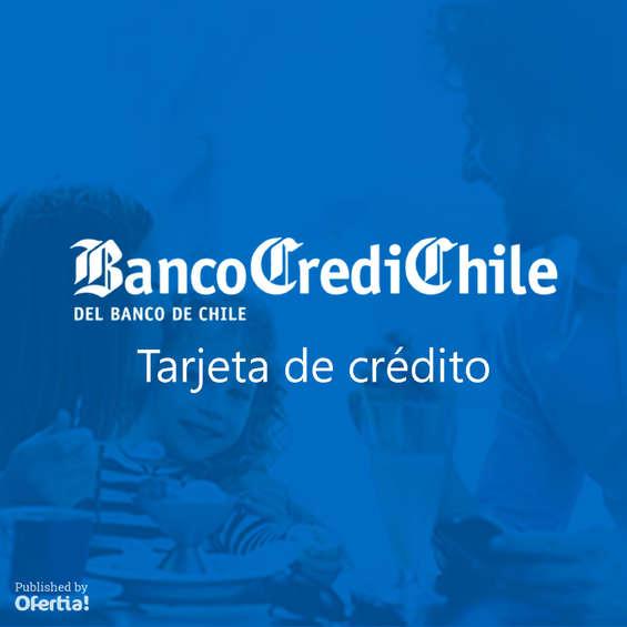 Ofertas de Banco CrediChile, Tarjeta de Crédito