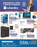Ofertas de Hites, cyber day hites
