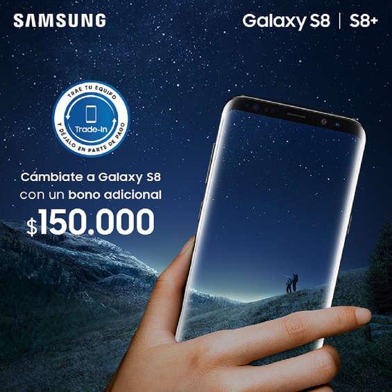 Ofertas de Samsung, Cámbiate a Galaxy S8