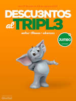 Ofertas de Jumbo, Descuentos Al Triple