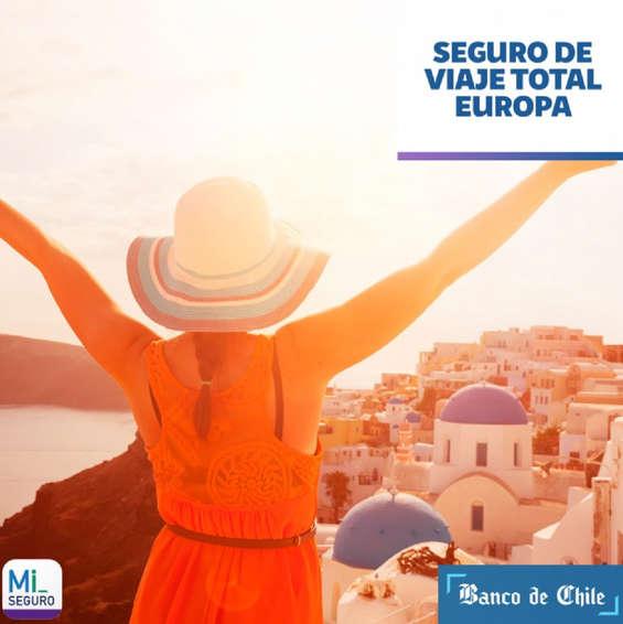 Ofertas de Banco de Chile, Viaja con el Chile