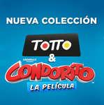 Ofertas de Totto, Nueva Colección Totto & Condorito