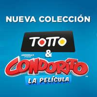 Nueva Colección Totto & Condorito