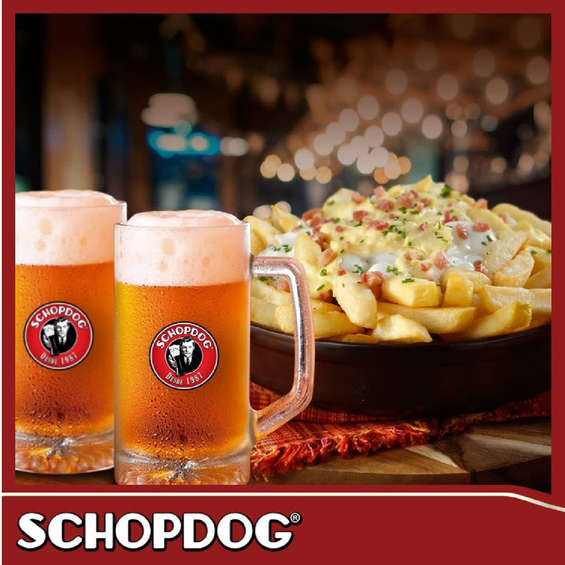 Ofertas de Schop Dog, Menú Schop