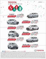 Ofertas de Toyota, Toyota Christmas