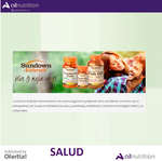 Ofertas de All Nutrition, Salud