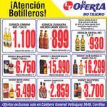 Ofertas de La Oferta, ¡Atención Botilleros!