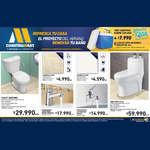 Ofertas de Construmart, Refresca Tu Casa