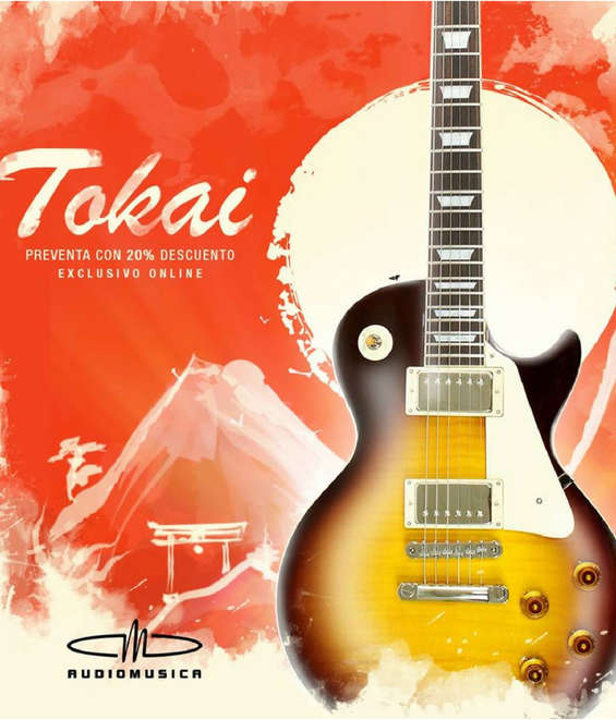 Ofertas de Audiomusica, Tokai