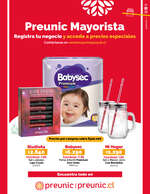 Ofertas de PreUnic, Mayorista - Mayo